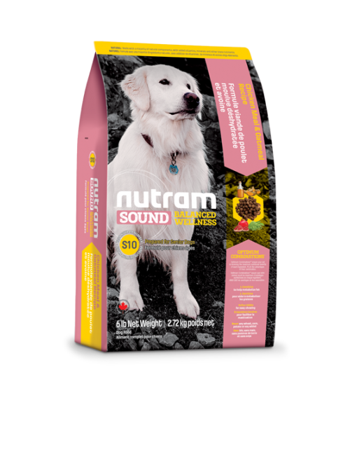Nutram I Sound Balanced Senior Dog