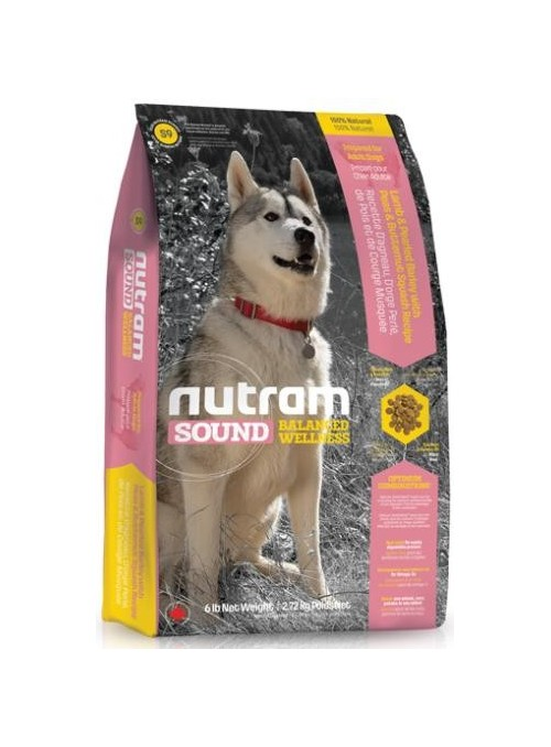 Nutram I Sound Balanced Adult Lamb Dog