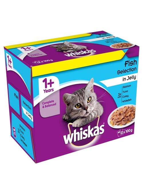 Whiskas Pack Económico 1+-WI198114 (2)