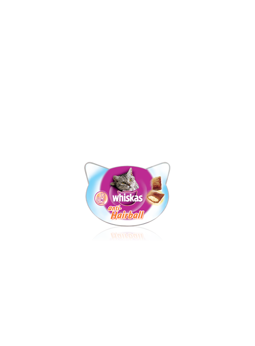 Whiskas Snack Anti-Hairball