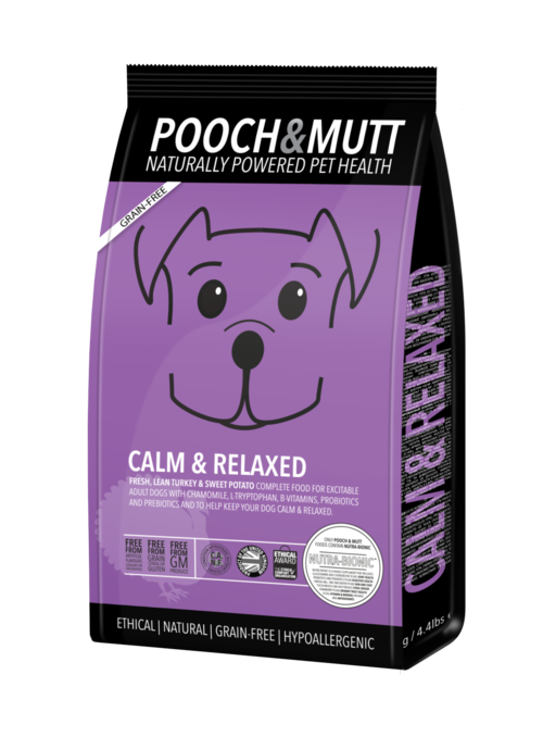 Pooch & Mutt Calm & Relaxed-PM-CALM2