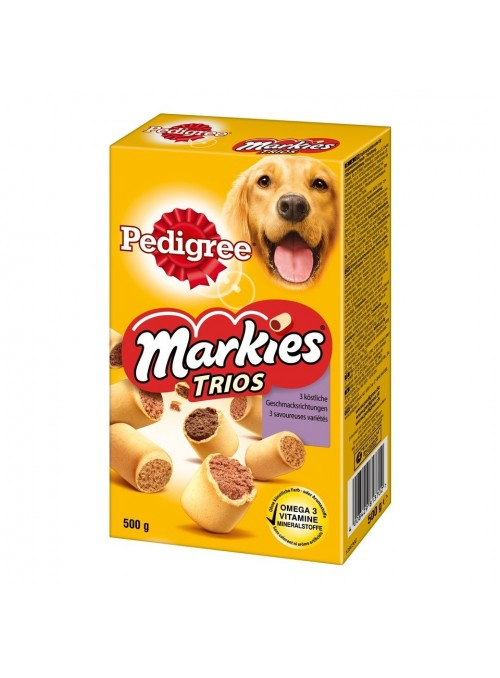 Pedigree Snack Markies Trios-PE1403841