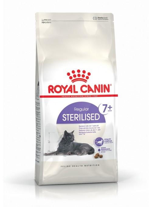 Royal Canin Sterilised 7+ 400Gr + 400Gr de Oferta