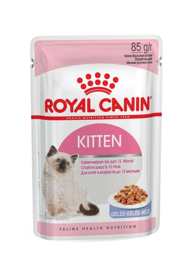 Royal Canin Kitten - Jelly-RCKKIJE85