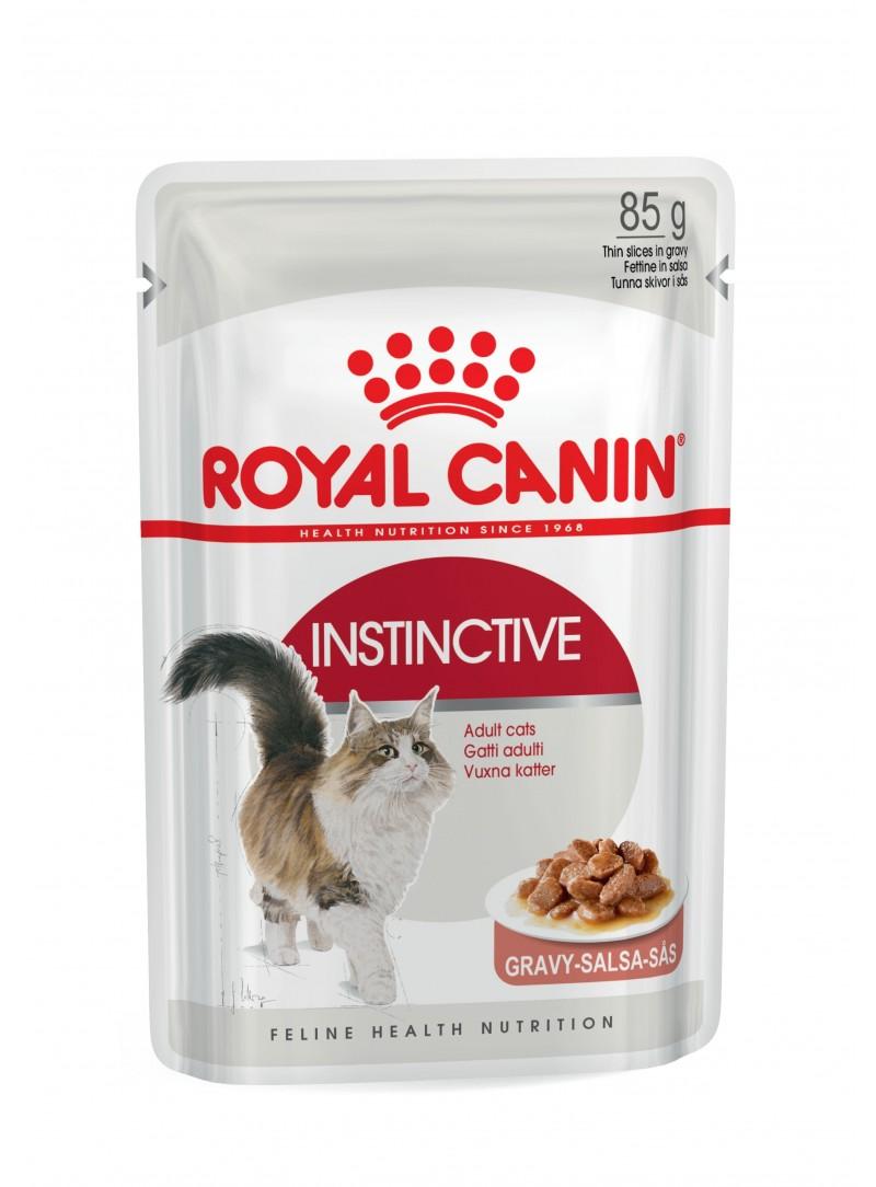 Royal Canin Instinctive - Gravy-RCINST12