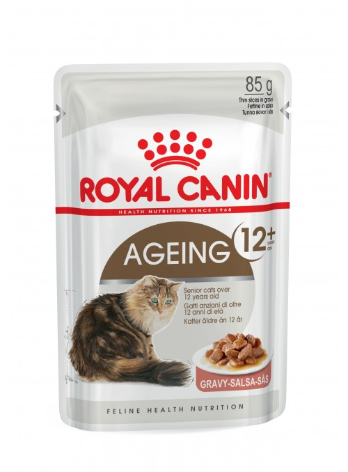 Royal Canin Ageing +12 - Gravy-RCAGE085