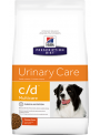 Hill's Canine C/D Urinary Care Chicken-HICD2