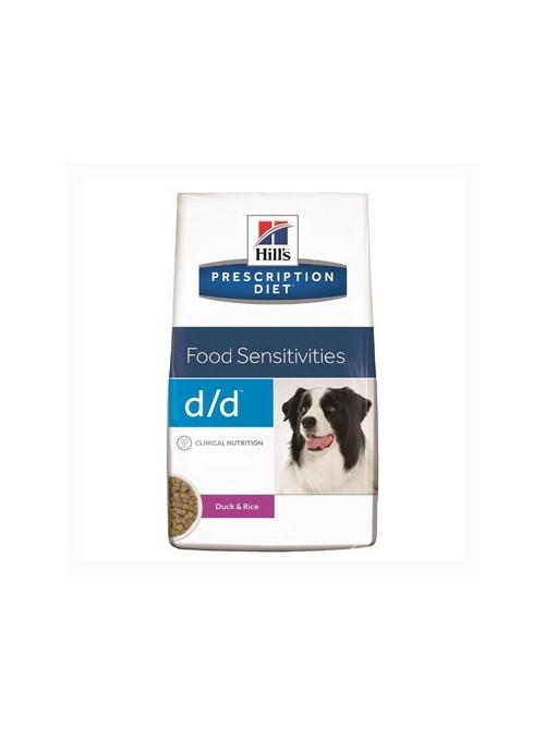 Hill's Canine D/D Pato