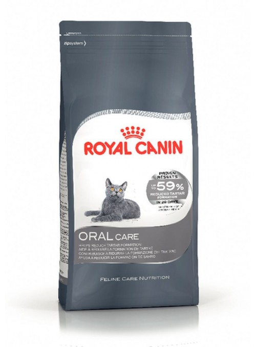 Royal Canin Oral Care Cat-RCORASENS400 (2)