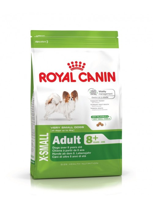 Royal Canin X-Small Adult 8+-RCXSA8050 (3)