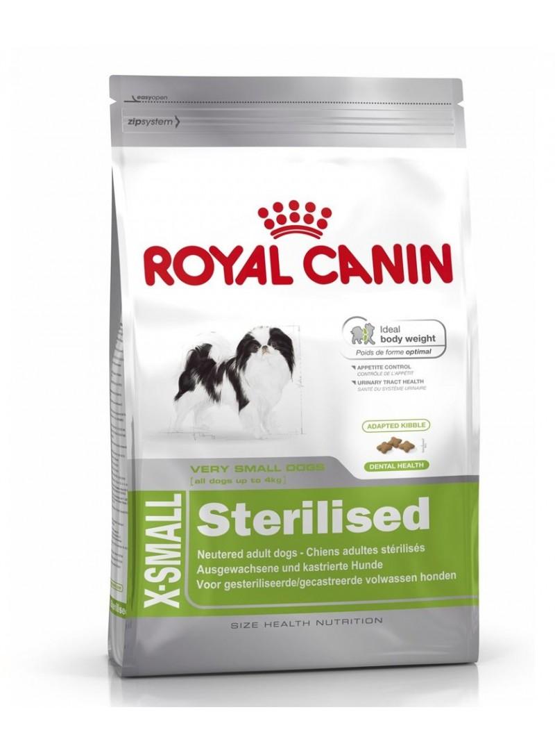 Royal Canin X-Small Sterilised-RCXSMST5 (2)
