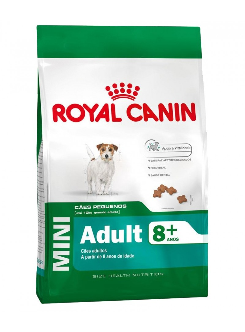 Royal Canin Mini Adult 8+-RCMINMAT8