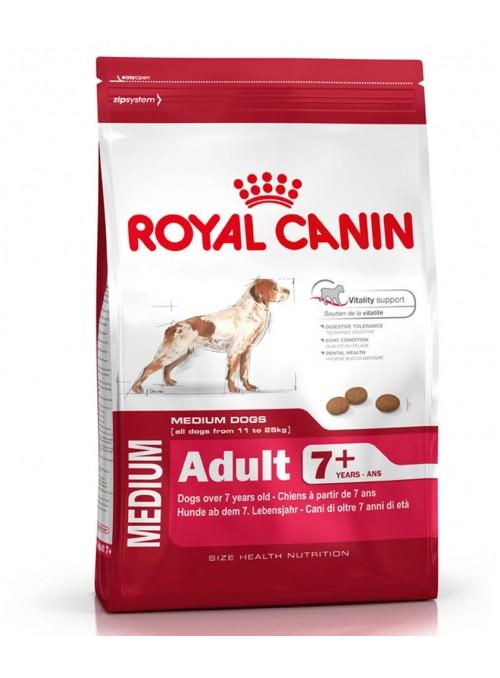 Royal Canin Medium Adult 7+-RCMA7000 (2)
