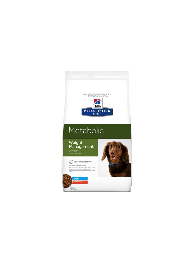 Hill's Canine Metabolic Mini-HIMETAS1
