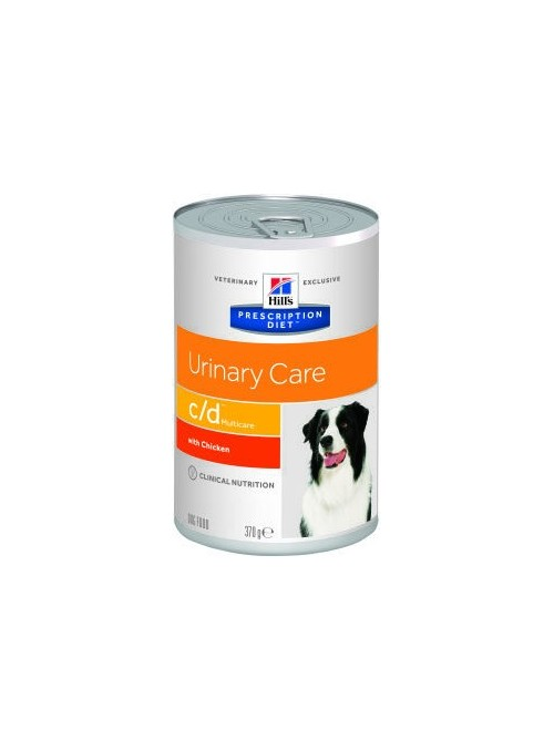 Hill's Canine C/D Urinary Care | WET (Lata)-HIDDDFLG