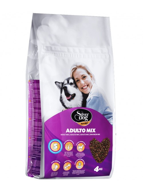 SilverDog | Adulto Mix