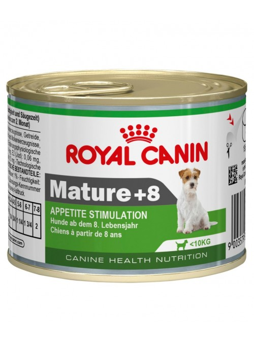 Royal Canin Mature +8 | Lata-RCMATU8+