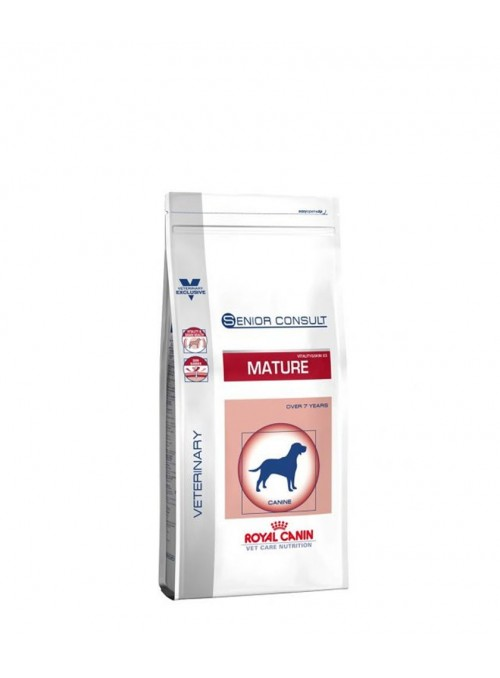 Royal Canin Vet Senior Consult Mature Medium Dog-ROCM10