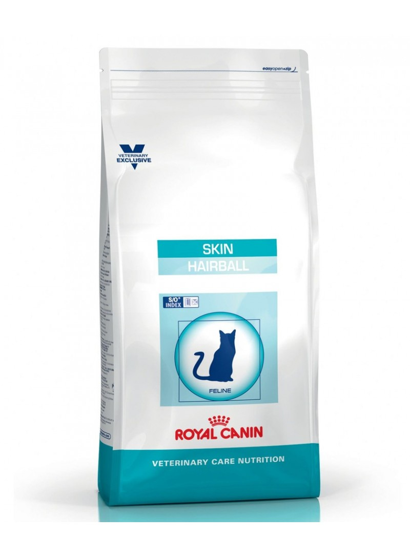 Royal Canin Skin Hairball Cat-RCSKHAI04