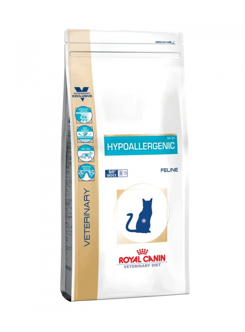 Royal Canin Hypoallergenic Cat-RCHIPOA5