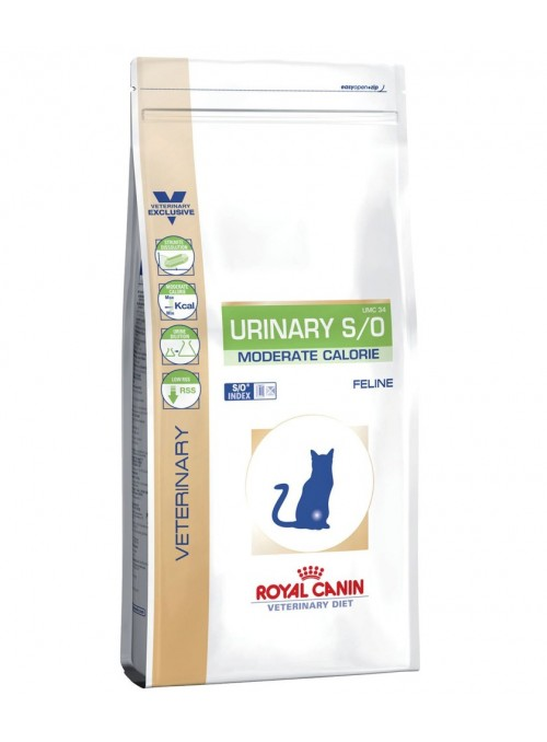 Royal Canin Urinary S/O Moderate Calorie Cat-RCURMC15