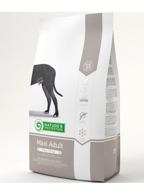 Nature's Protection Maxi Adult Dog-NPS24324