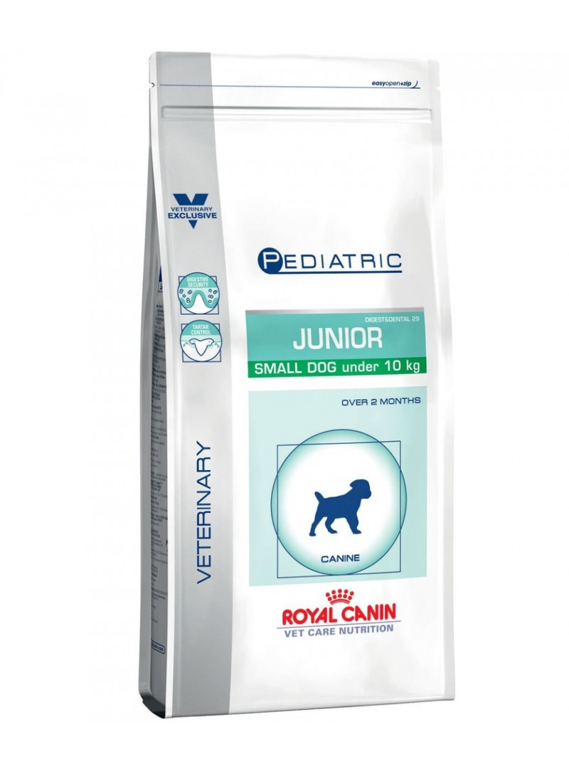 Royal Canin Pediatric Junior Small Dog-RCJUSM800 (2)