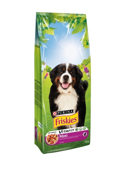 Friskies Maxi Adult Dog