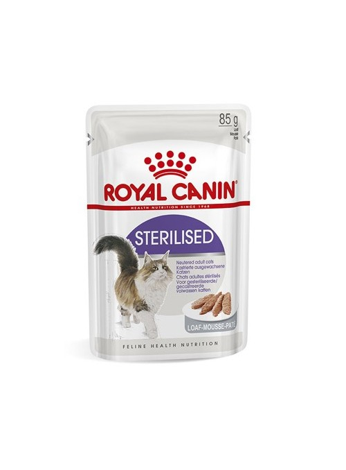 Royal Canin Sterilised Cat - Loaf-RCSTERL85