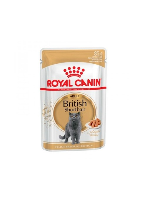 Royal Canin British Shorthair | Saqueta-RCBRSHO85