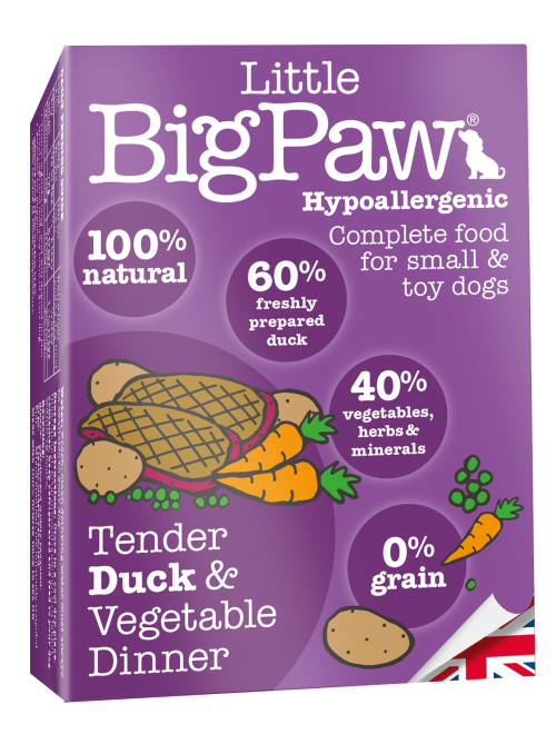 Little Big Paw Dog 150gr | Húmido-LBP-D150D (4)