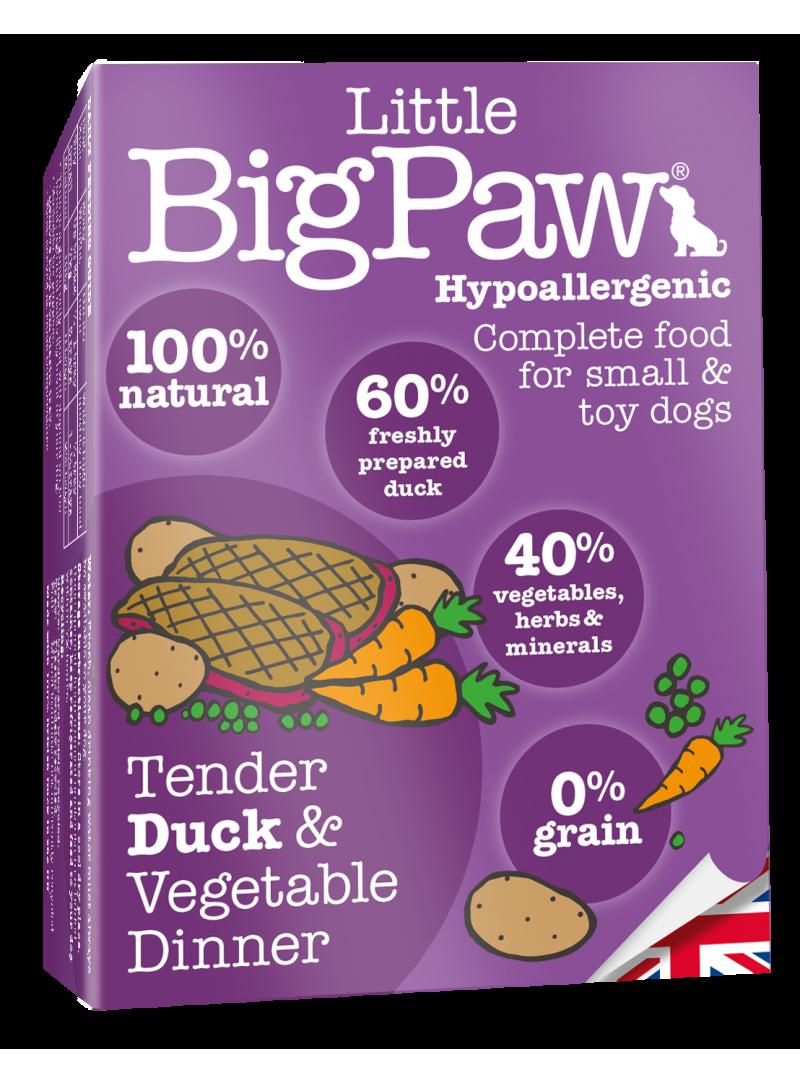 Little Big Paw Dog 150gr   Húmido-LBP-D150D (4)