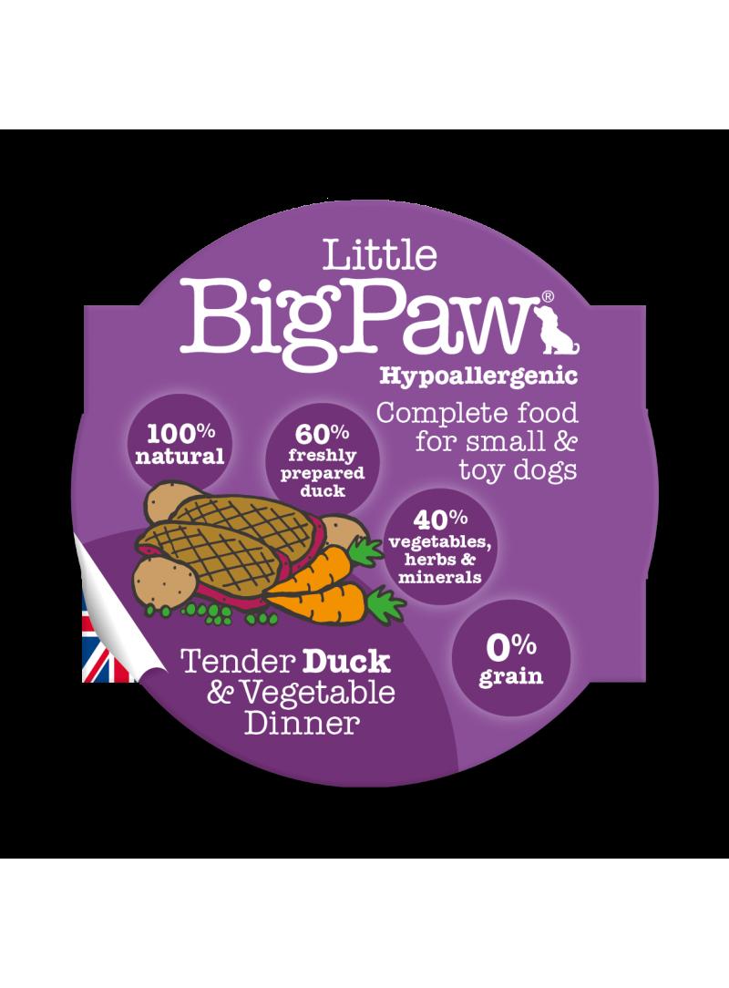 Little Big Paw Dog 85gr   Húmido-LBP-D85D (3)