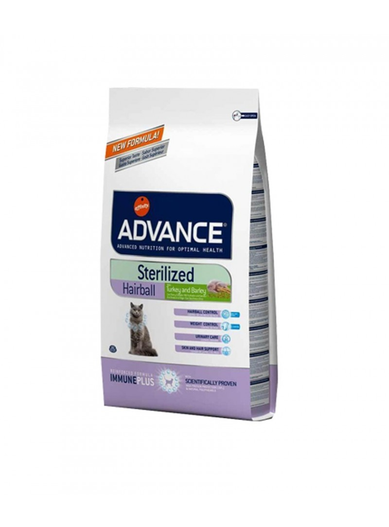 Advance Cat Sterilized Hairball-AD922114