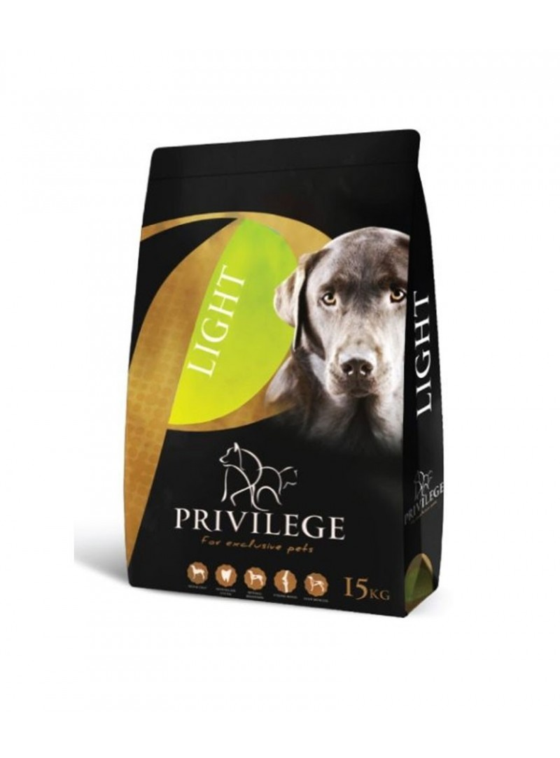 Privilege Dog Adult Light-PR0700