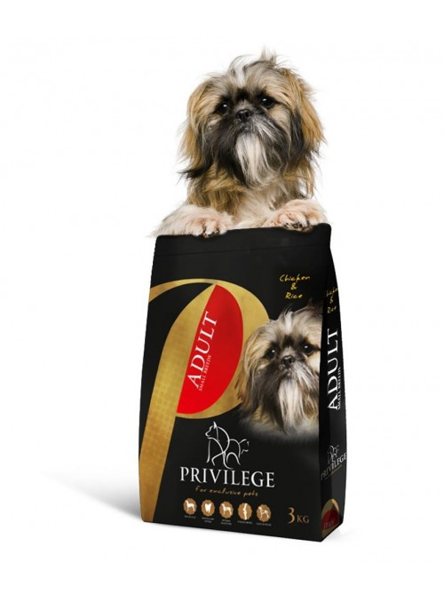 Privilege Dog Adult Small Breed-PR0712