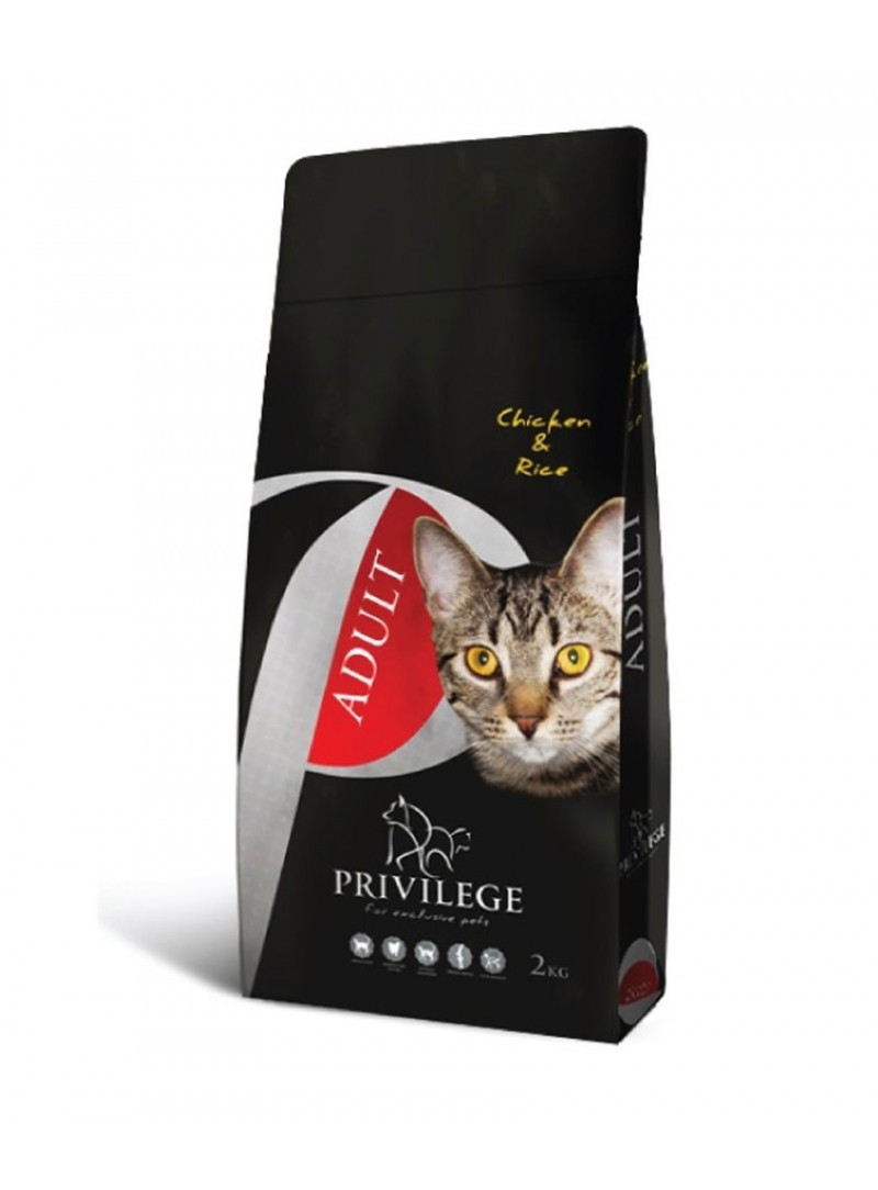 Privilege Cat Adult Chicken & Rice-PR0714