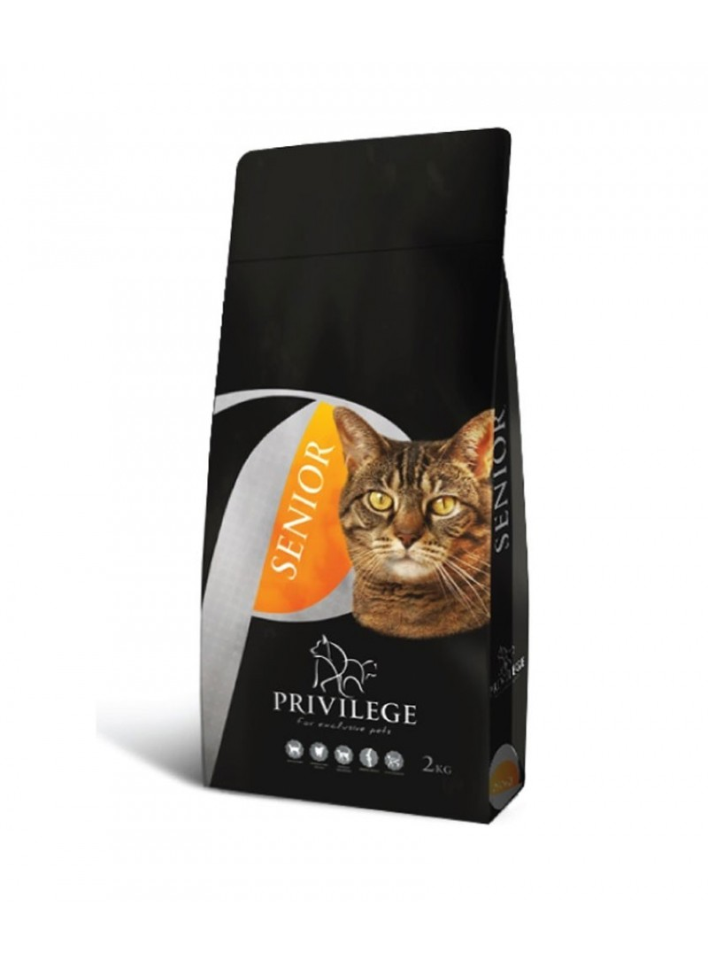 Privilege Cat Senior Chicken-PR0735