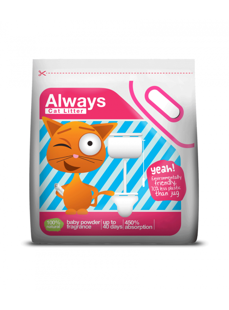 Always Cat Litter-ALWAYS6
