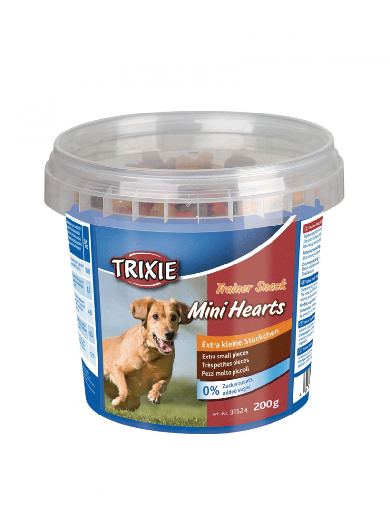 Trixie Dog Trainer Snack Mini Hearts-TX31524 (2)