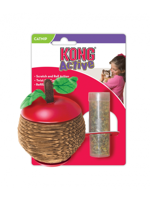 Kong Cat Scratch Apple-CA45E (2)