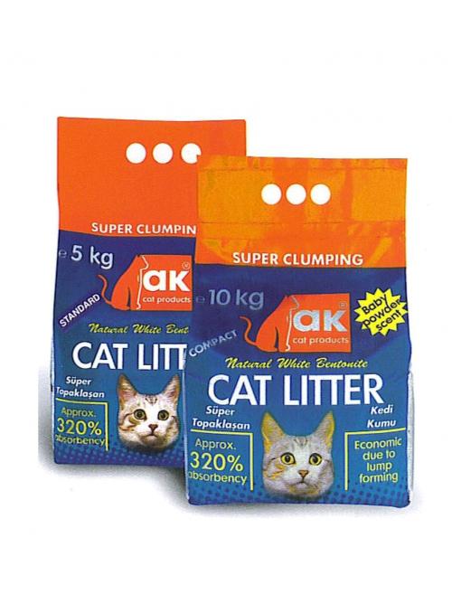 AK Cat Litter