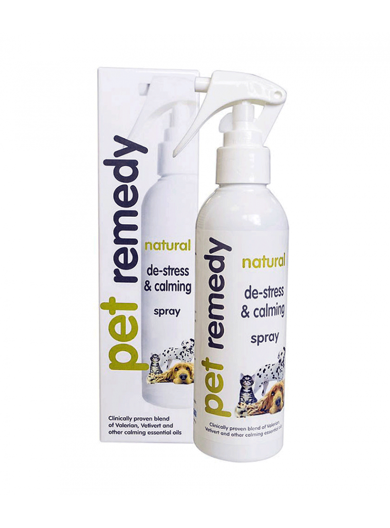 Pet Remedy Spray Calmante-PETREMSP