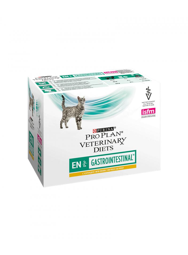 Pro Plan Cat EN Gastrointestinal Chicken - Saqueta-P12331738