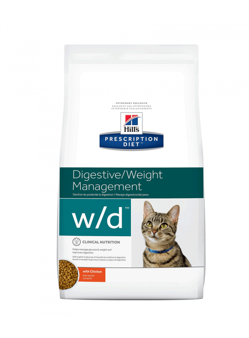 Hill's Cat W/D-HIFWD1