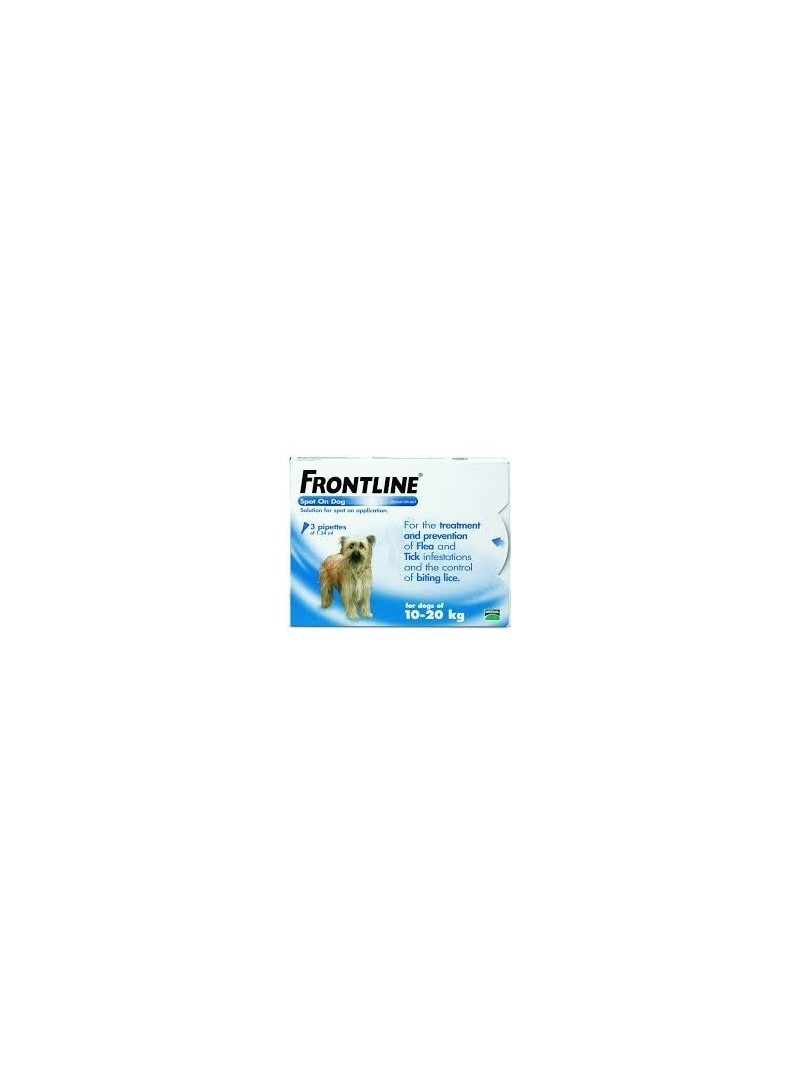 Frontline Spot On Cão 3 Pipetas-FLS210P3 (5)