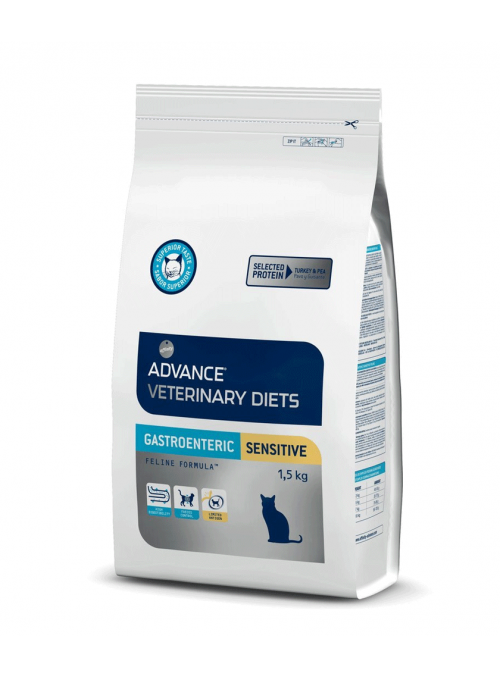 Advance Vet Cat Gastroenteric Sensitive-AD922186