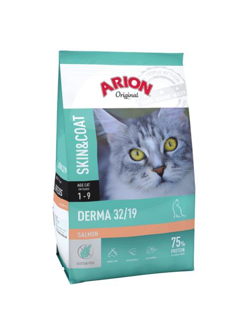 Arion Original Cat Derma Salmon-F075300