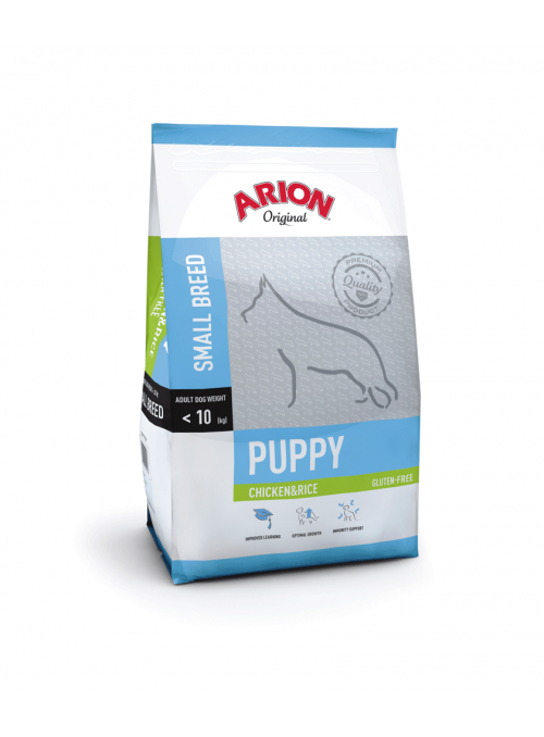 Arion Original Puppy Small Breed Chicken-F04601