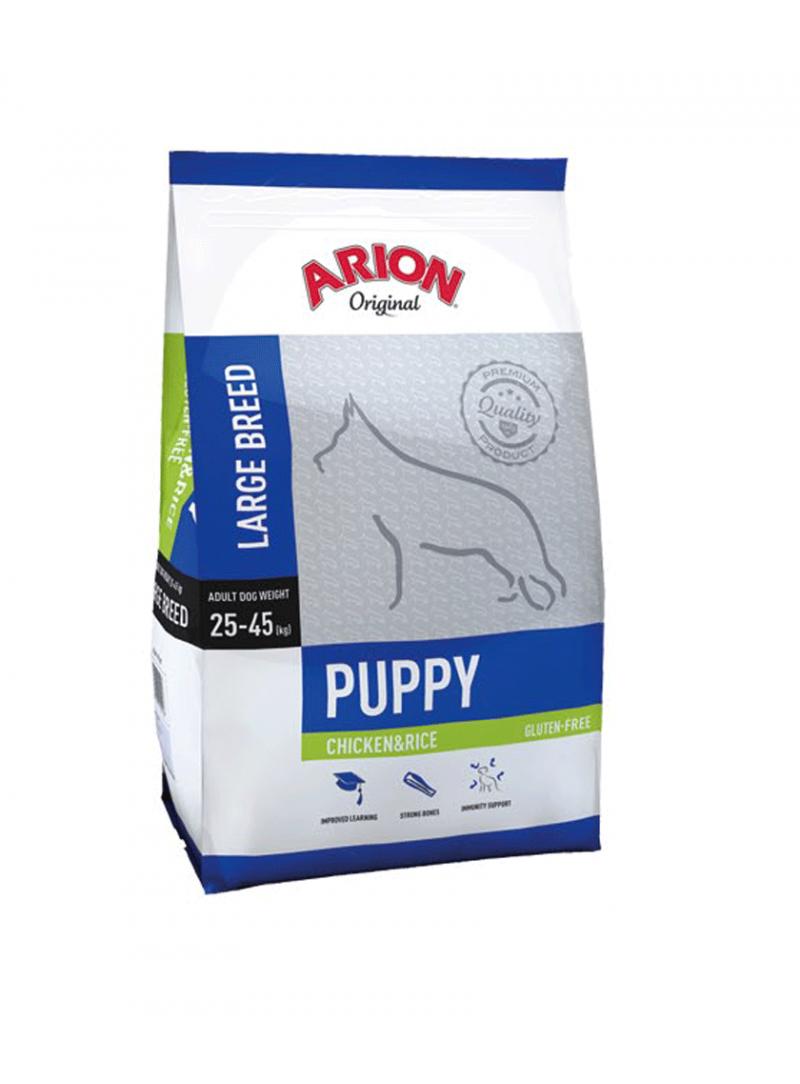 Arion Original Puppy Large Breed Chicken-F04203